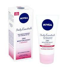 nivea visage day cream