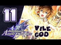 Fairy Fencer F Advent Dark Force Walkthrough Part 11 Ps4 English Vile God Route Youtube