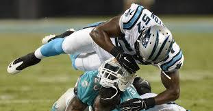 Carolina Panthers sign linebacker Adarius Taylor, previously known as  Adarius Glanton - Cat Scratch Reader