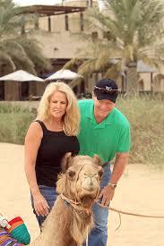 Tom Watson, Hilary Watson - Hilary Watson Photos - Tom Watson Visits The  Jumeirah Bab Al Shams Desert Resort In Dubai - Zimbio