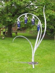 50 excited garden art ideas with