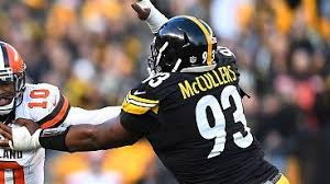 Steelers re-sign Daniel McCullers - ProFootballTalk
