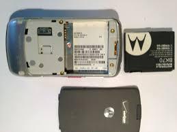 Motorola Adventure V750 - Silver black ...