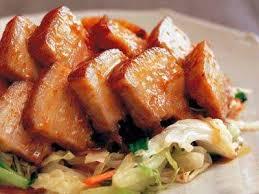 豚肉のジャンボしょうが焼き レシピ 中村 正明さん |【みんなのきょう ...