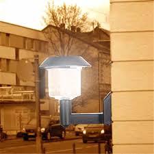 Solar Powered Wall Light Auto Sensor Fence Led Garden Yard Fence Lamp Outdoor Garden Lamp Posts Solar Solar Landscape Lights Solar Power Wall Light Solar Landscape Lightfence Led Aliexpress