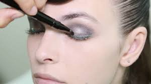 chanel backse makeup look from the