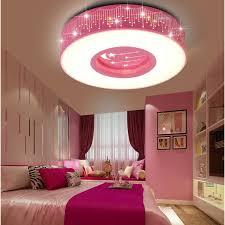Kids Modern Childrens Room Led Star Moon Bedroom Decorative Ceiling Light Lamp Ebay