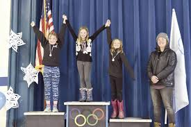 John Fuller students capture the Olympic spirit | Local News |  conwaydailysun.com