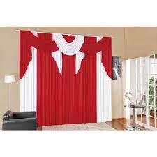 cortina esperança decorativa para sala