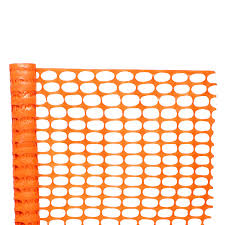 Bisupply 4 Ft Safety Fence 50 Ft Plastic Fencing Roll For Construction Fencing Pet Fencing And Event Fencing Orange Amazon In Industrial Scientific