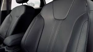 2016 ford focus leather trim seats