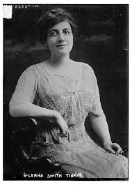 Glenna Smith Tinnin (LOC) | Photo, Glenna, Women in history
