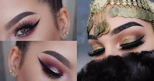 19 coloured eye makeup ideas for brown