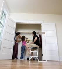 how to convert slab doors to bifold