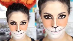fox makeup tutorial 2016