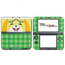 Animal Crossing Happy Home Designer Amiibo Video Game Vinyl Decal Skin Sticker Cover For The New Nintendo 3ds Xl Ll 2015 System Console Walmart Com Walmart Com