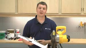 How To Replace The Fence On A Dewalt Dw703 Miter Saw Ereplacementparts Com