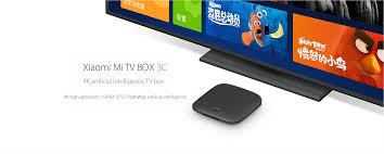 Original Xiaomi Mi 3C Smart TV Box 4K 64bit Android 1GB/4GB Media Player  Quad Core Amlogic BT4.1 WiFi Set Top Box, View Xiaomi Mi Box 3C, Xiaomi  Product Details from Shenzhen Inteyi
