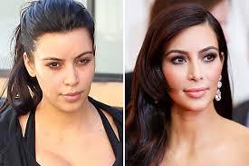 photos of hot celebrities without makeup