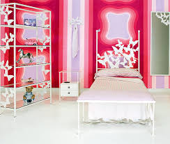Pink Room Decor Pink Kids Bedroom Decor With Butterfly Allhomedecors Pink Wall Decor Bedroom Designs Graindesigners Com
