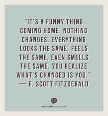 quotes about travel coming home quotes
