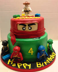 We have done 2 cakes previously in the Lego Ninjago theme which ...