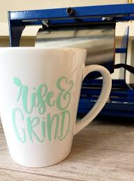 Best Vinyl For Coffee Mugs Silhouette School