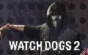 watch dogs 2 poster art