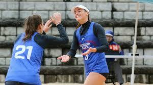 Georgia Johnson - 2020 - Beach Volleyball - Georgia State University