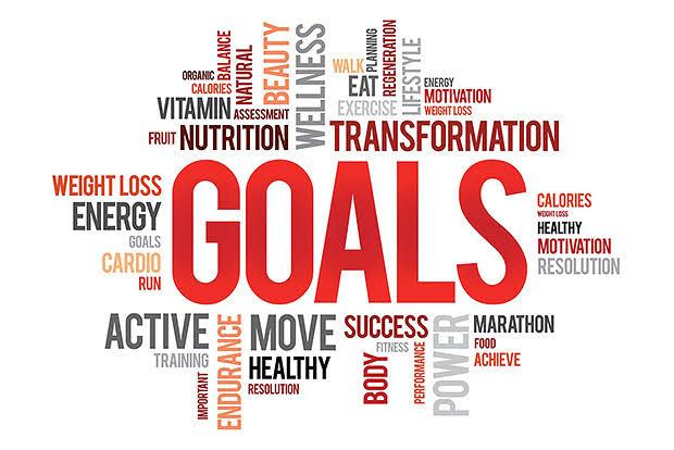 "Image result for fitness goals"""