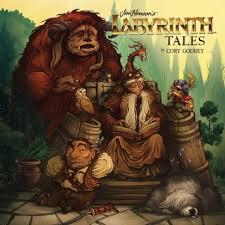 labyrinth tales by jim henson