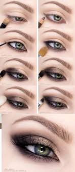 eye makeup step by step for beginners