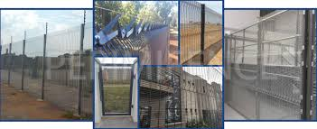 Clear View Fencing Specialists Clear Vu Type Fence Perimifence