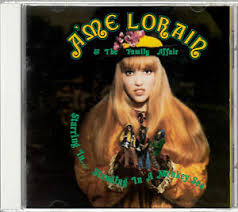 A'ME LORAIN & THE FAMILY AFFAIR / STARRING IN...STANDING IN A ...