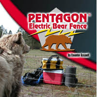 Bear Electric Fence Keeps Your Camping Area Protected