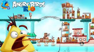 Angry Birds Rio - Rovio Entertainment Ltd 2 HIDDEN HARBOR Level 7 ...