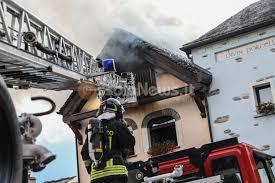 Domato l'incendio al Ristorante Divin Porcello di Masera