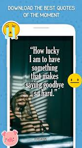 farewell quotes for android apk