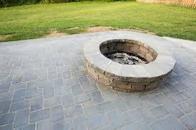 a paver patio in liberty mo