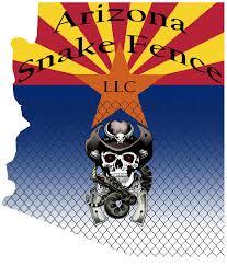 Arizona Snake Fence Rattlesnake Fencing