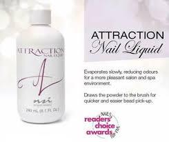 acrylic nail liquid nsi attraction