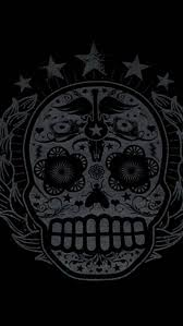 free sugar skull wallpaper for