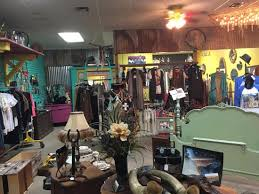 clothing and re purposed furniture