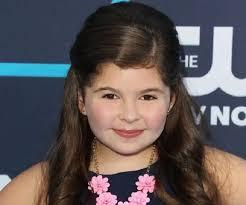 Addison Riecke - Child Actors, Birthday, Family - Addison Riecke Biography