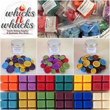 whicks n whacks candle making supplies