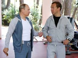 Dmitry Medvedev: the rise and fall of the Robin to Putin's Batman | World  news | The Guardian