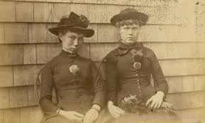 Marietta Smith Chapel (left) and Anne Ring. Anne Ring was a ...