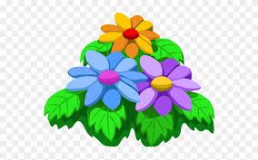 Flowers Decor Transparent Png Clipart Flower Fence Clip Art Free Transparent Png Clipart Images Download