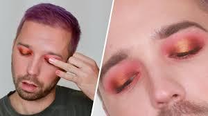 eye shadow on my hooded eyes