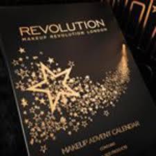 makeup revolution 2016 beauty advent